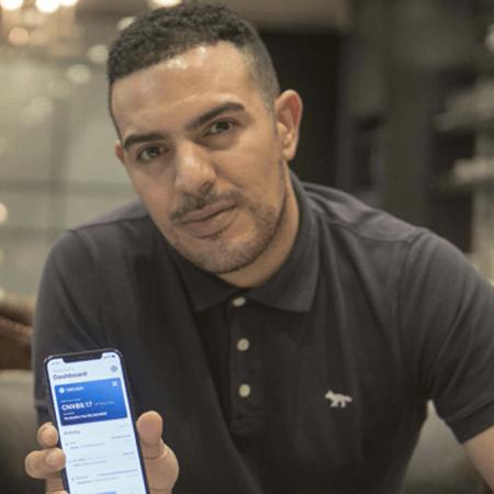 Naïm Boughazi telcoin