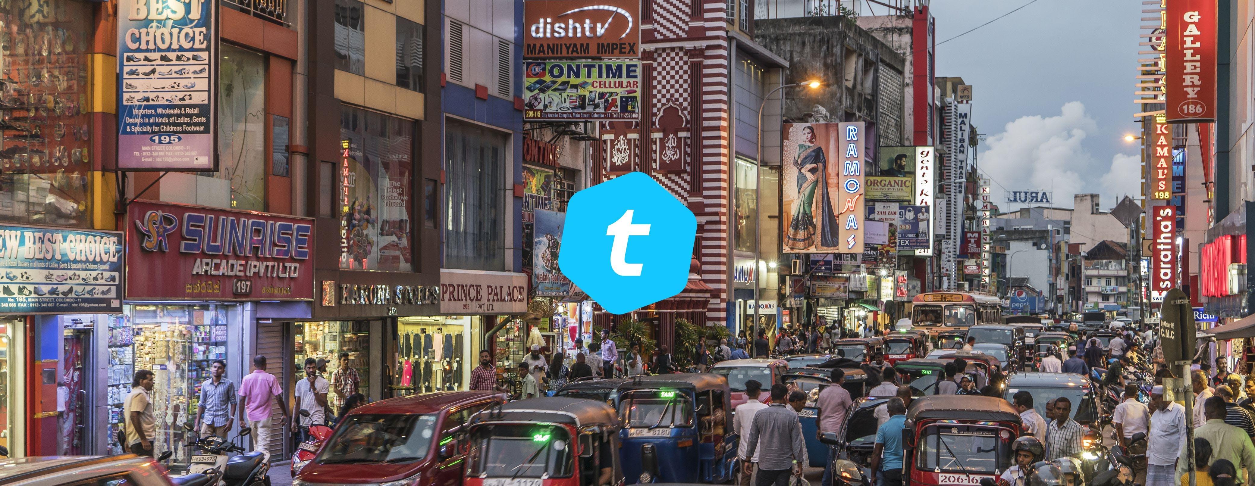 Telcoin in Sri-Lanka