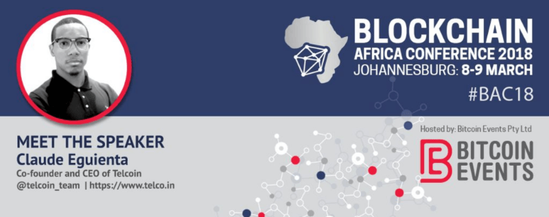Telcoin at the Blockchain Africa Conference