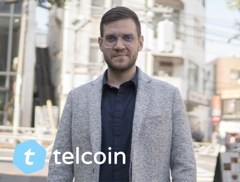 Jeff Quigley ama telcoin