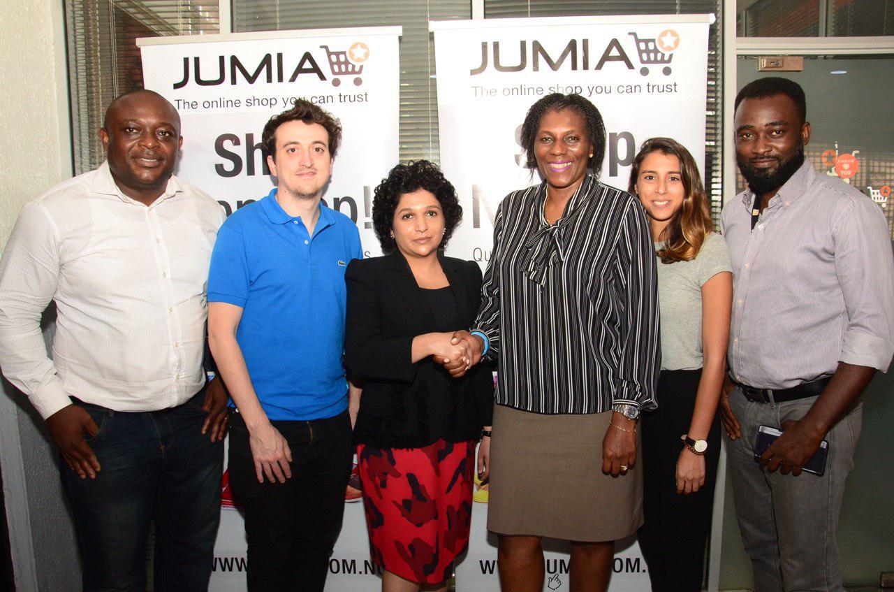 Telcoin partnership with Jumia