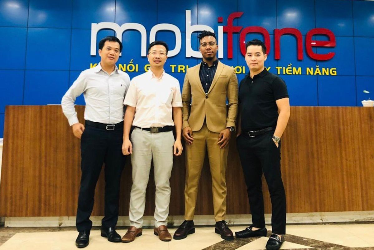 Telcoin meetup with mobifone