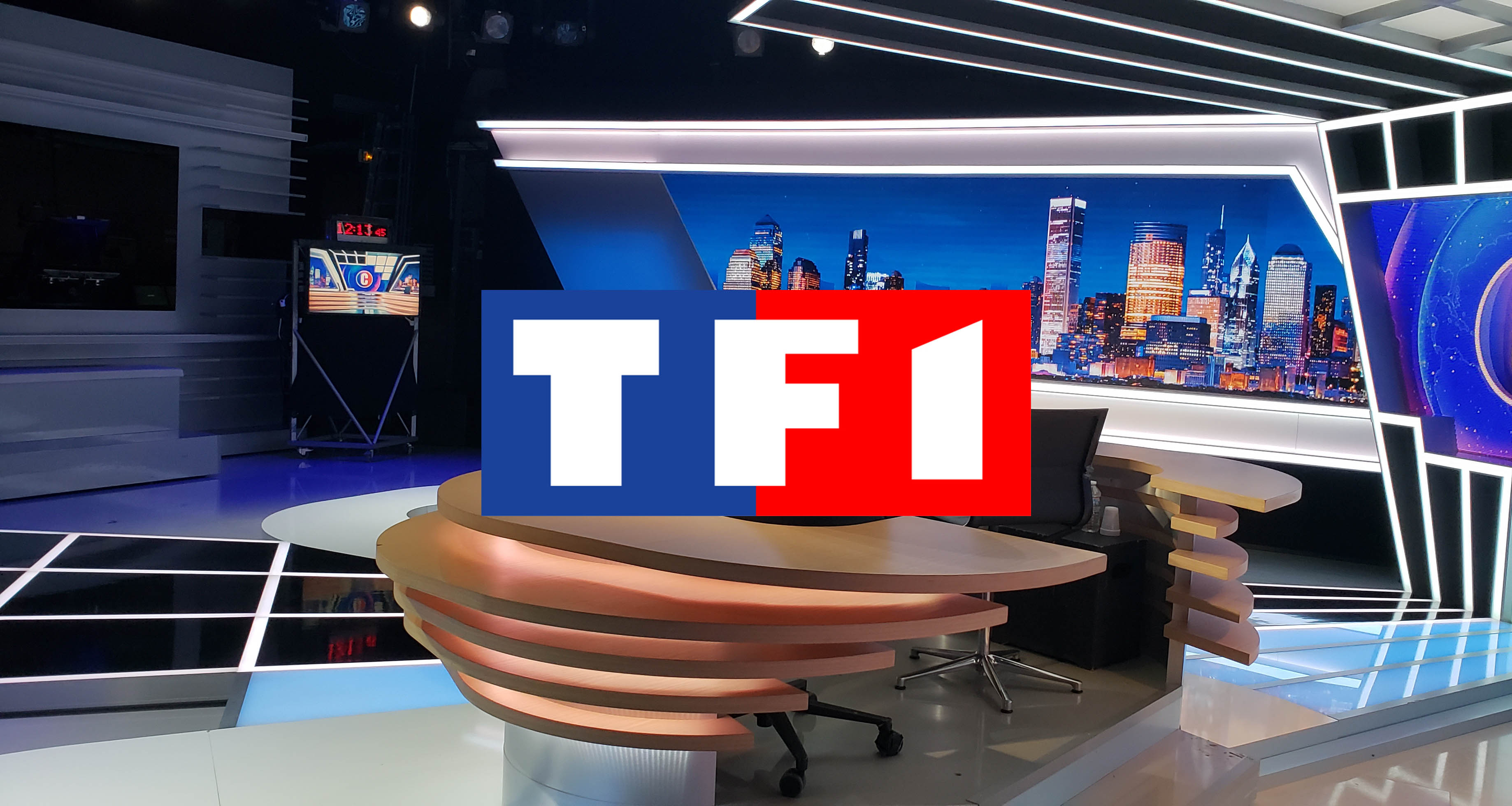 French Media TF 1