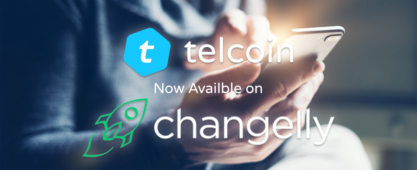 Telcoin available on Changelly
