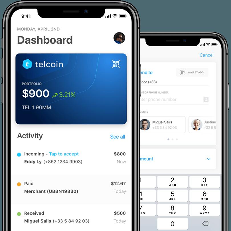 Telcoin Wallet Update
