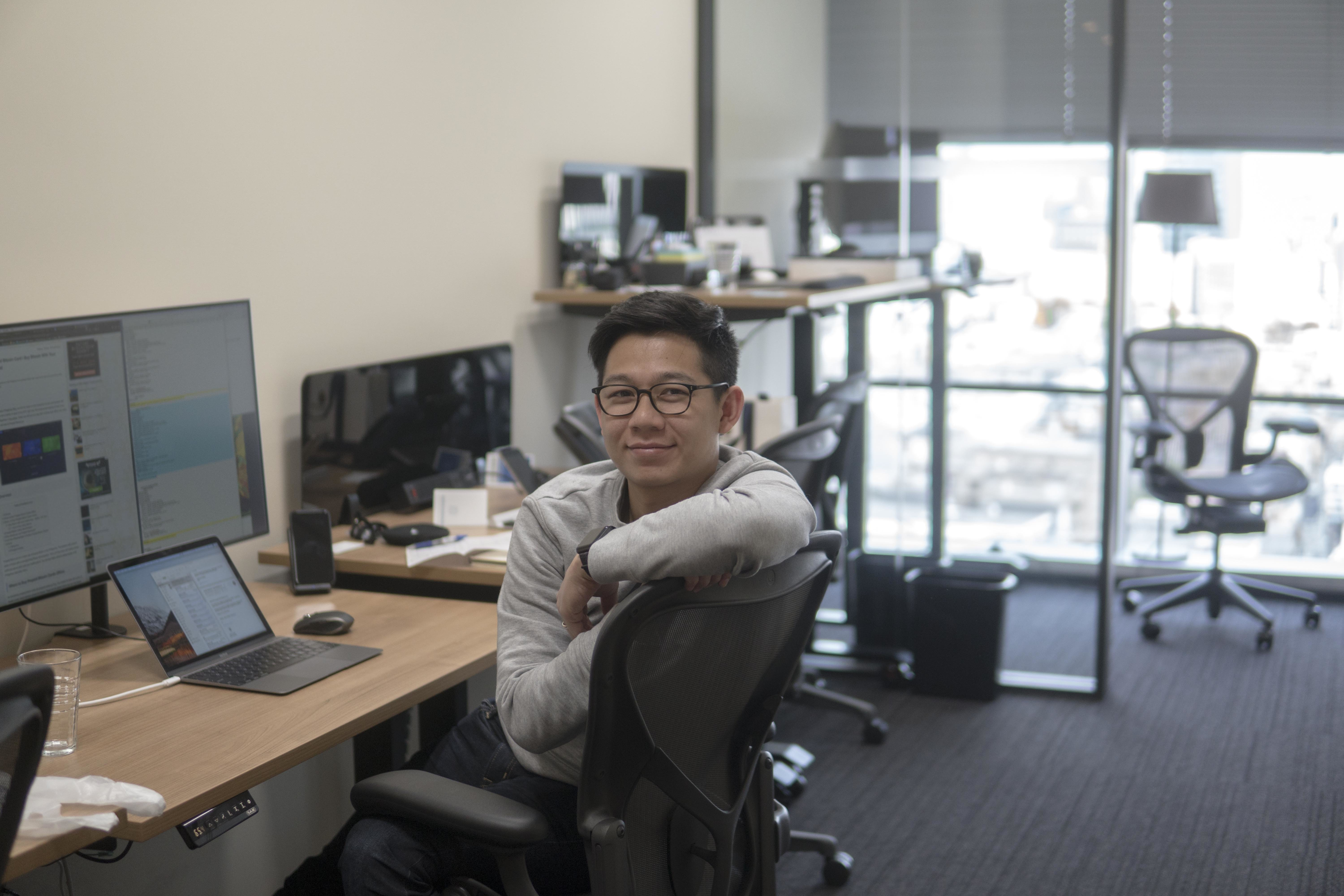 Telcoin New office