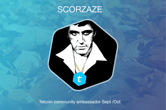 Telcoin September-October 2019 Ambassador