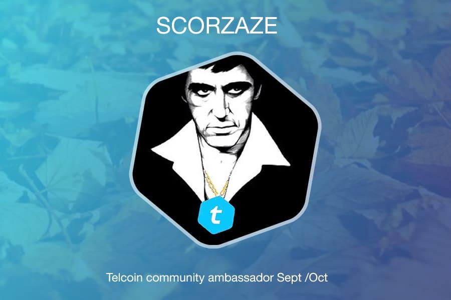 telcoin COMMUNITY AMBASSADOR scorzaze