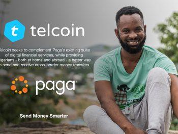 telcoin paga partnership