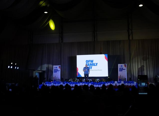 OFWFC filipino event