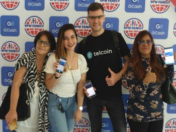 telcoin-gcash sponsor event
