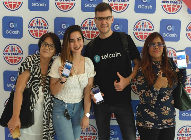 Telcoin VP of Business Development Jeff Quigley recently visited Manila to attend the OFWFC