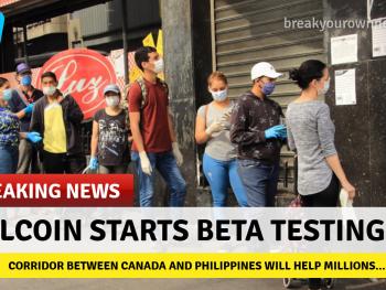 breaking news telcoin beta started