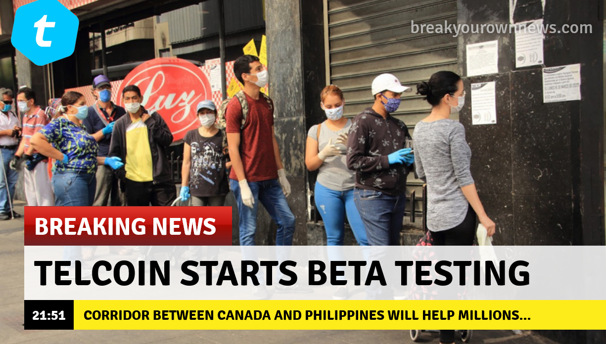 breaking news telcoin beta started